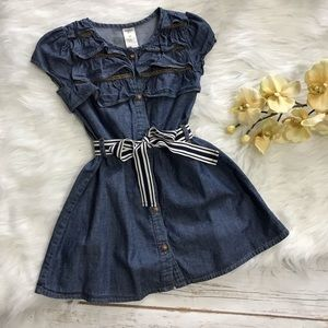 Oshkosh Chambray Dress